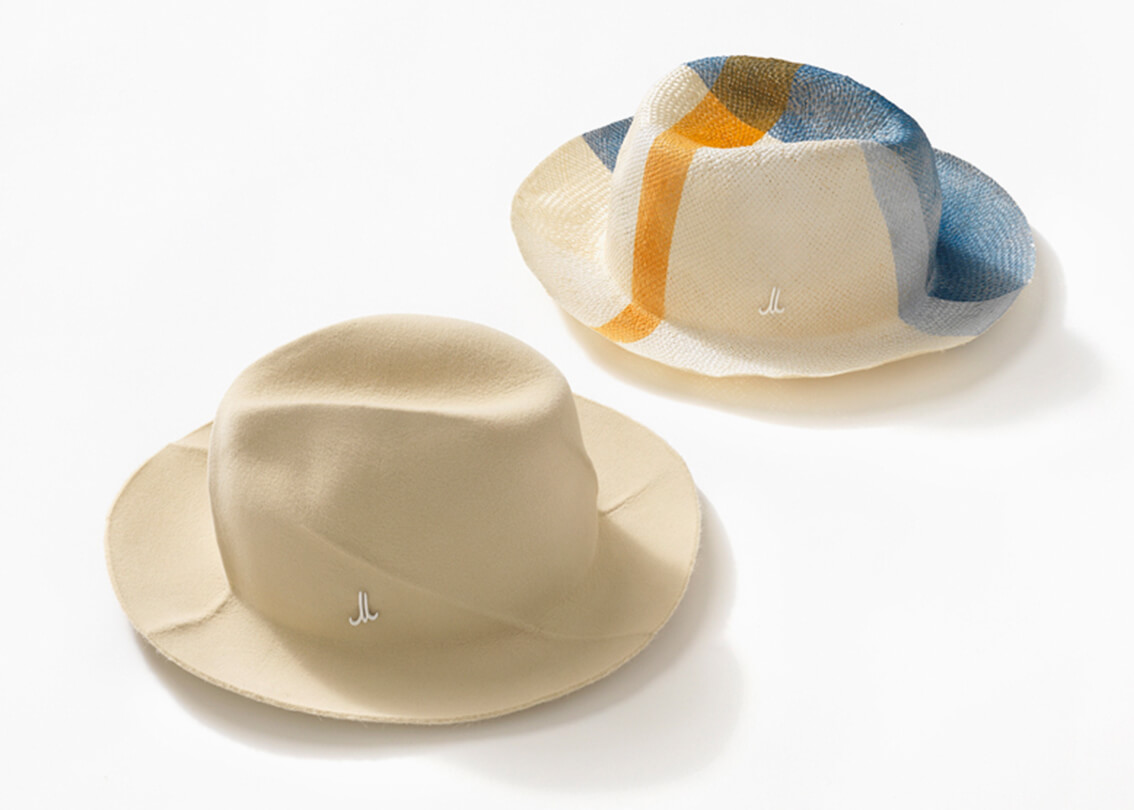 14 September 2015<br /><strong>DUKE.D UND KIM.D I HATS</strong><br />VIENNA PRODUCTS COLLECTION 2015<br />Presentation at the Museum of Art History I Rubenssaal<br />Vienna (AT)<br />