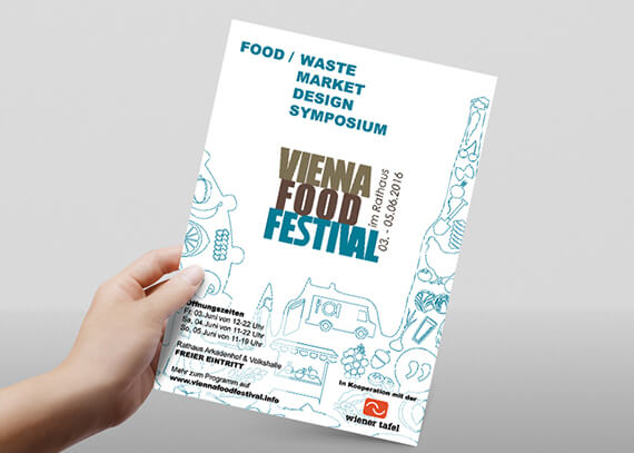 5 Juni 2016<br><strong>VIENNA FOOD FESTIVAL | Rathaus Vienna, <br>Volkshalle (AT)</strong><br>Presentation 'Food &#038; Design' at 2 pm<br> from 3 pm Meet &#038; Greet