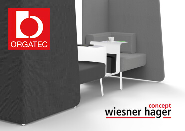 25 to 29 October 2016<br /><strong>ORGATEC | Köln (DE)</strong><br /><strong>Arbeit Neu Denken</strong><br /> Office Furniture Trade Fair