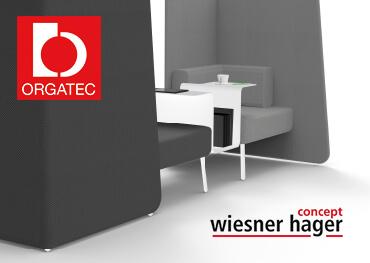 25 to 29 October 2016<br><strong>ORGATEC | Köln (DE)</strong><br><strong>Arbeit Neu Denken</strong><br> Office Furniture Trade Fair
