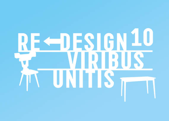 3<sup>rd</sup> October to 15 January 2016<br><strong>VIRIBUS UNITIS Re-Design<sup>10</sup><br>HOFMOBILIENDEPOT | Vienna (AT)</strong><br>VIENNA DESIGN WEEK 2016<br>