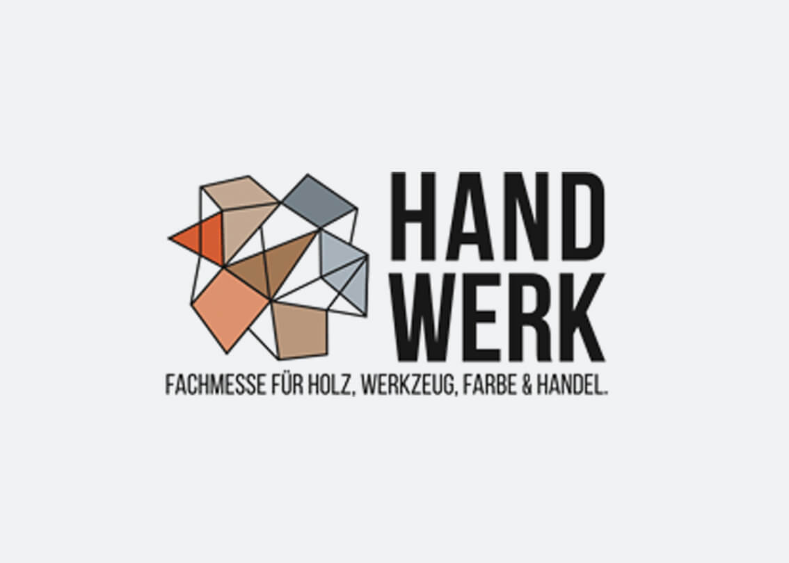 15<sup>th</sup> to 18<sup>th</sup> March 2017<br /><strong>HANDWERK<br />Specialists Fair for Wood, Tools, Paint &#038; Trade |</strong> Wels (AT)<br />