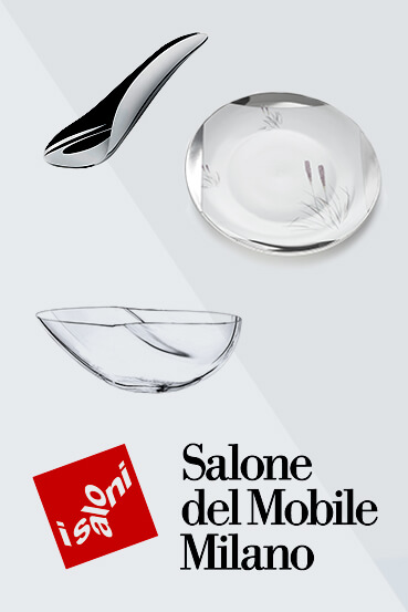 04<sup>th</sup> to 25<sup>th</sup> April 2017<br /><strong>SaloneSatellite | 20 years of creativity</strong> <br />Fabbrica del Vapore, Milano (I)<br />