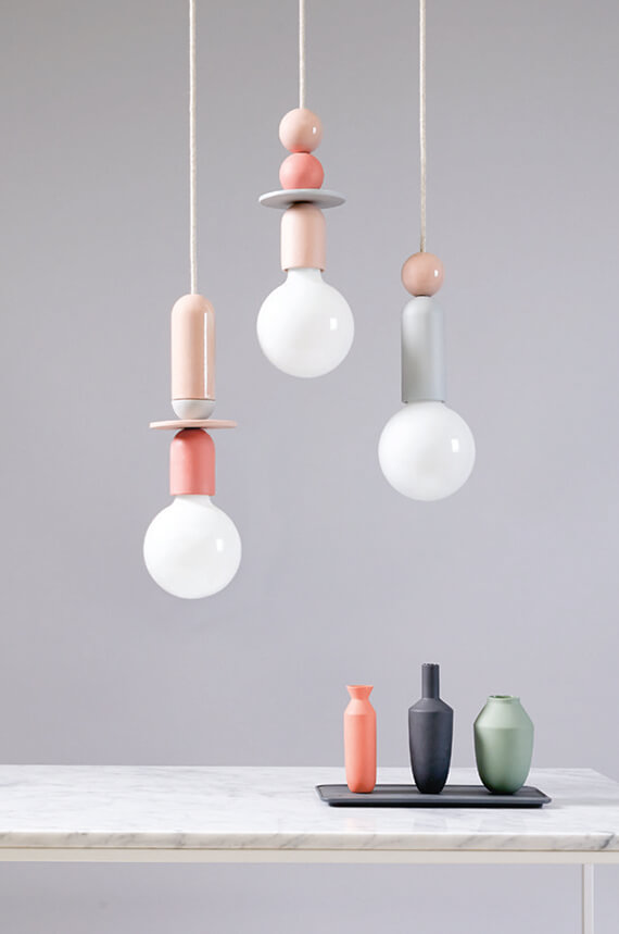 PEARLS LAMP COLLECTION